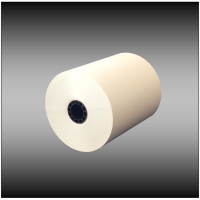"3 1/8"" x 230' Thermal Paper - Phenol Free - (50 rolls per case)."