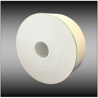 "Digital 2 3/8"" x 853' Moisture/UV Resistant Green Striped Thermal.  Standard Digital Disclaimer on Back (4 rolls per case)"