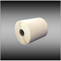 "4"" x 6"" Direct Thermal Labels (250 labels/roll - 16 rolls/case)"