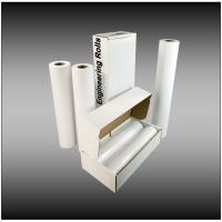 """24"""" x 150' 20 lb Inkjet Bond - 2"""" Core (4 rolls/case)"""