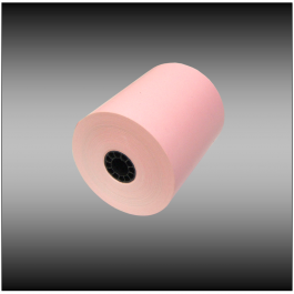 Receipt Rolls 3 1 8 Quot X 230 Pink Thermal Paper 50 Rolls