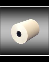 "3 1/8"" x 230' Thermal Paper - Phenol Free - (50 rolls per case)."