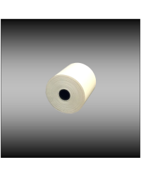 "2 1/4"" x 150' Single-ply Bond Paper  (100 rolls per case)"