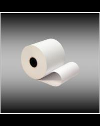 "3"" x 165' 1-ply Bond Paper (50 rolls per case)"