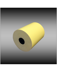 "3 1/8"" x 230' Canary Thermal Paper (50 Rolls)"